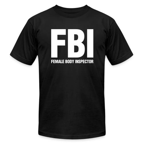 FBI - Men's  Jersey T-Shirt