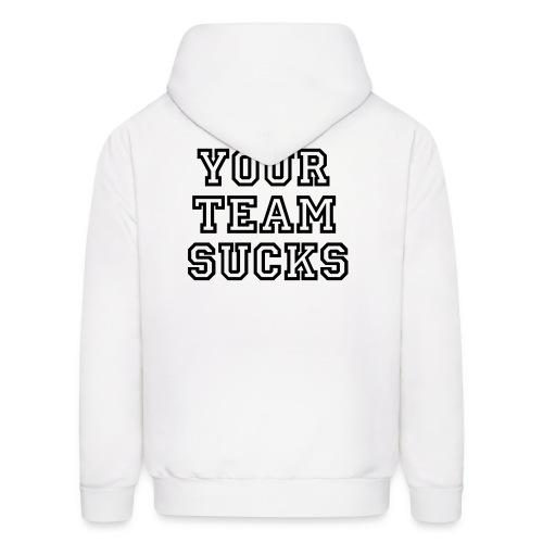 sucks hoodie - Men's Hoodie