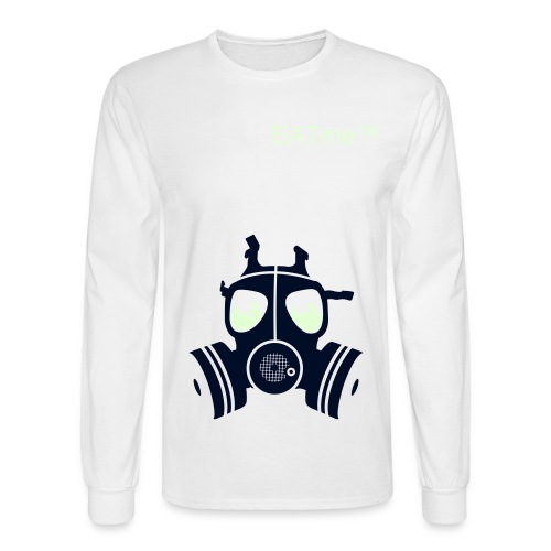 EATme Studios origional Tee - Men's Long Sleeve T-Shirt