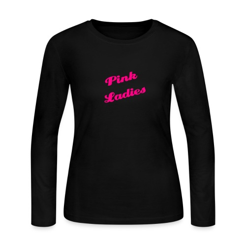 GREASE COSTUME PINK LADIES T-Shirts - Women's Long Sleeve Jersey T-Shirt