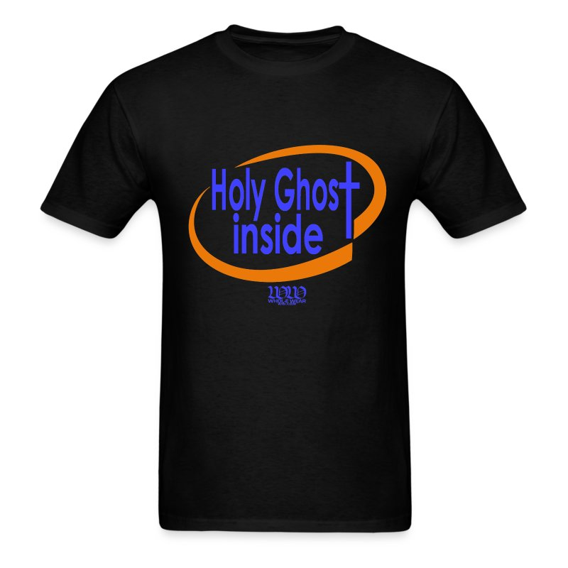 HOLY GHOST INSIDE - Men's T-Shirt