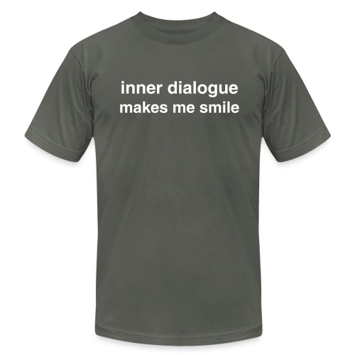 Inner Dialogue - Just TXT - Men's  Jersey T-Shirt