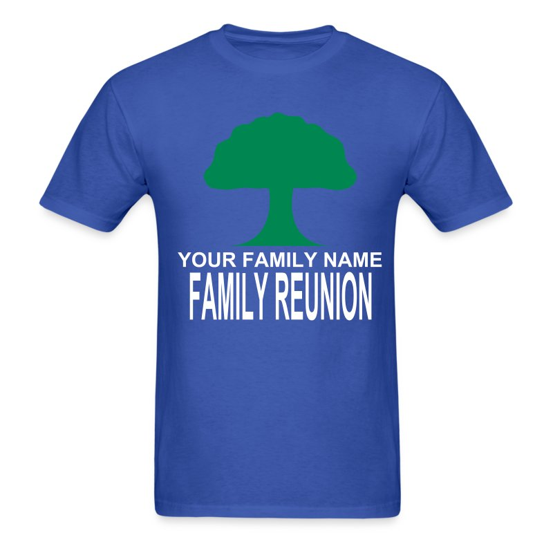 FAMILY REUNION - Velvet design - Men's T-Shirt