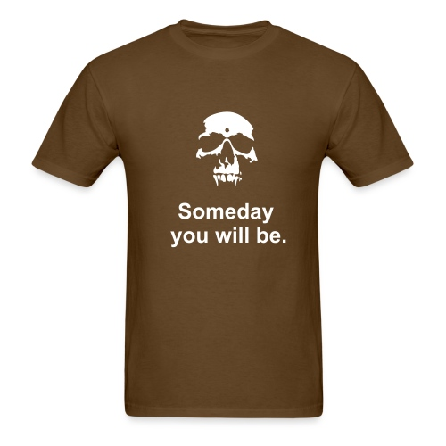 someday - Men's T-Shirt