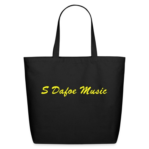 Listen To Steve Dafoe Music!! - Eco-Friendly Cotton Tote