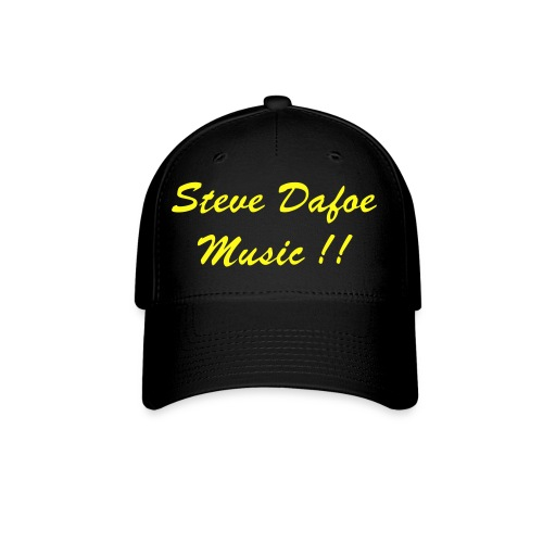 Listen To Steve Dafoe Music!! - Baseball Cap