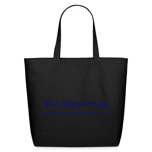 The Official HippPrepp Tote (Natural) - Eco-Friendly Cotton Tote