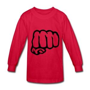 garments - Kids' Long Sleeve T-Shirt
