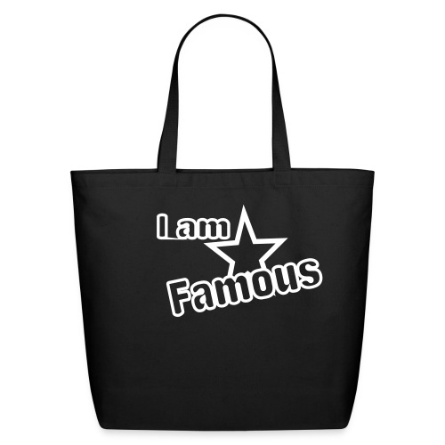 Famous Tote - Eco-Friendly Cotton Tote
