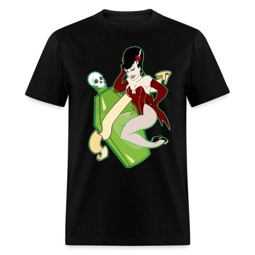 Love Potion Mens Naughty Tee - Men's T-Shirt