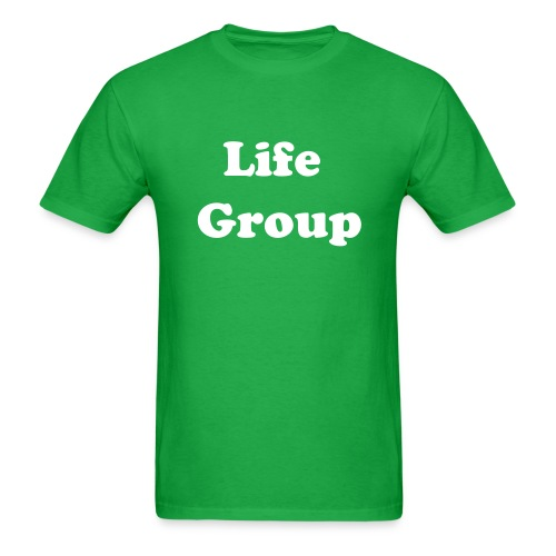 Life Groups - Men's T-Shirt