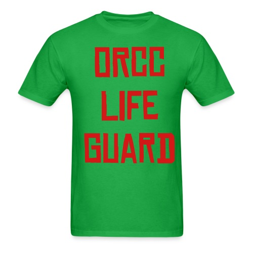 ORCC life guards - Men's T-Shirt