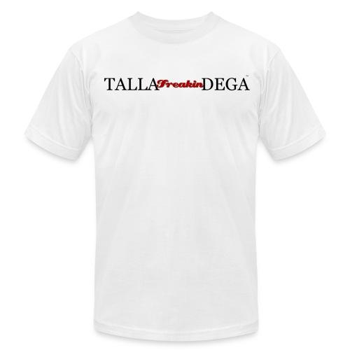 SPECIAL EDITION: Talla-Freakin-Dega Tee (AA Brand) - Men's  Jersey T-Shirt