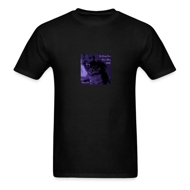 24 Hour Album '07: Chupacabra (Sale!) - Men's T-Shirt