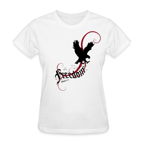 Freedom - Guest Design - Women's T-Shirt