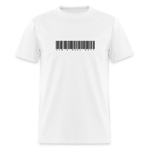 I'm a Real Boy - Men's T-Shirt