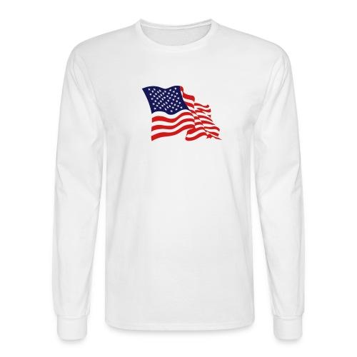 1 - Men's Long Sleeve T-Shirt