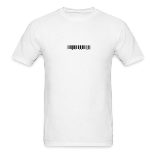 I am not a barcode - Men's T-Shirt