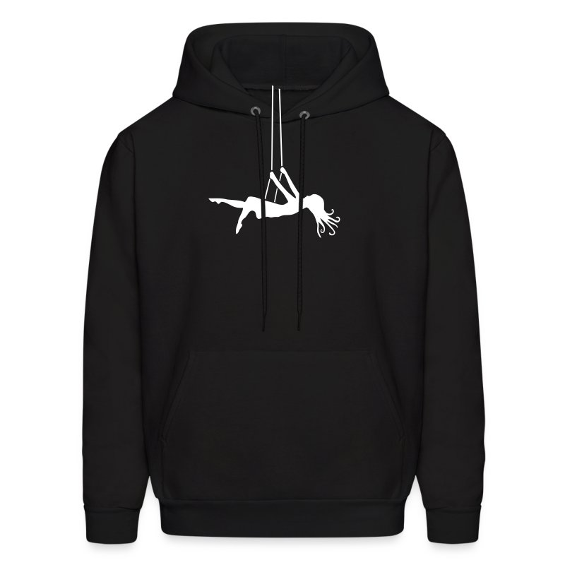 Swinging Girl - Men's Hoodie