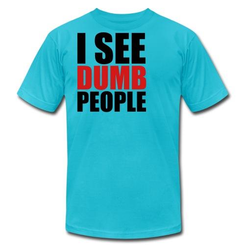 marijuana - Men's Fine Jersey T-Shirt