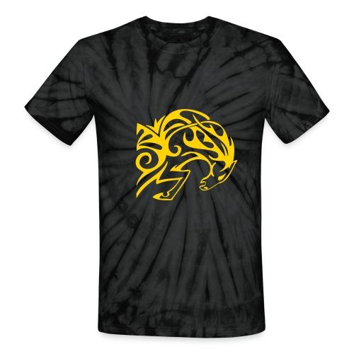 Loretto Mustangs - Unisex Tie Dye T-Shirt