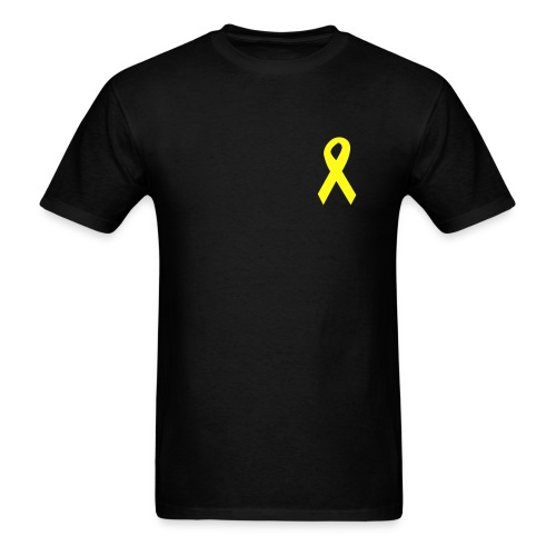 Support Your Troops - Men's T-Shirt