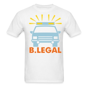 B.LEGAL - Men's T-Shirt