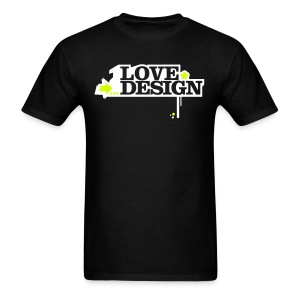 LOVE DESIGN - Men's T-Shirt