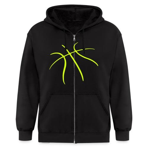 jacket - Men's Zip Hoodie