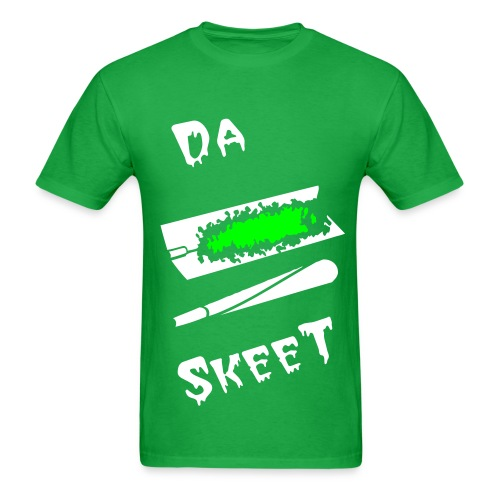 Da SkeeT Houston Shirt - Men's T-Shirt