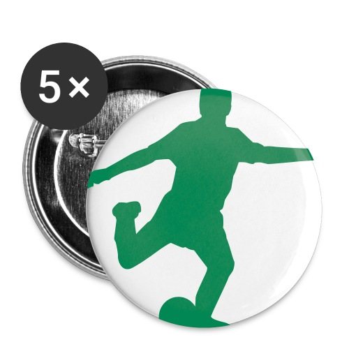soccer buttons  - Small Buttons