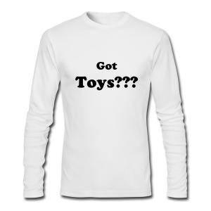 What my wife does? - Men's Long Sleeve T-Shirt by Next Level