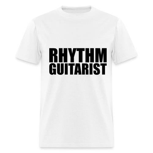 Rhythm Guitarist - Men's T-Shirt
