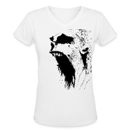 T-Shirts ~ Women's V-Neck T-Shirt ~ Article 3588345