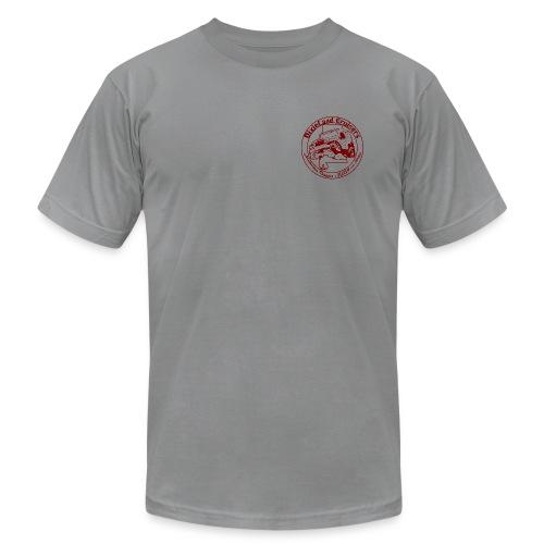 red logo SS - Men's  Jersey T-Shirt