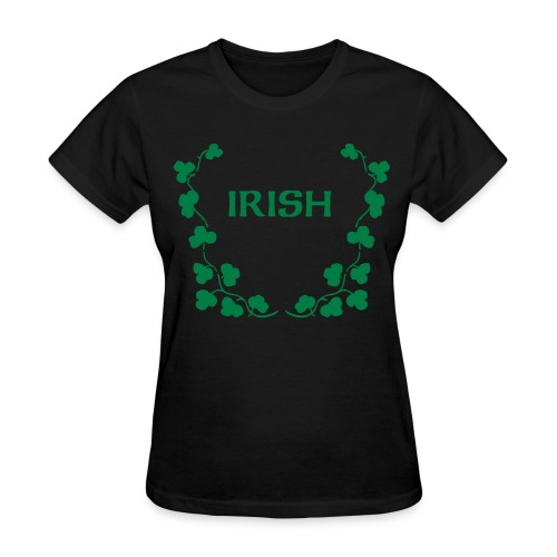 IRISH Clovers - Women's T-Shirt