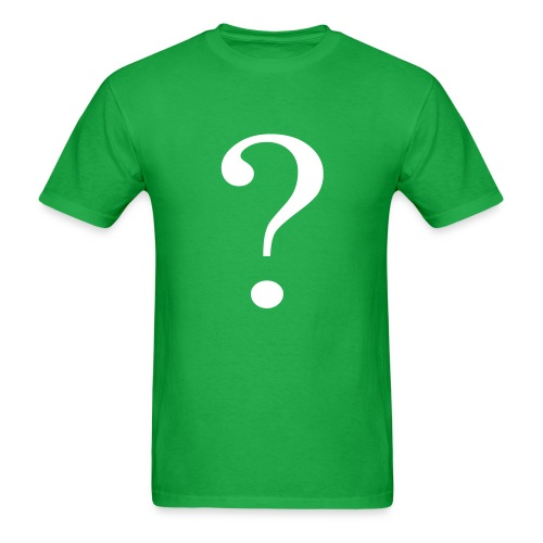 Riddler Shirt - Men's T-Shirt