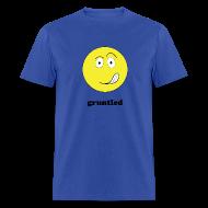T-Shirts ~ Men's T-Shirt ~ Gruntled