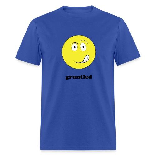 Gruntled - Men's T-Shirt