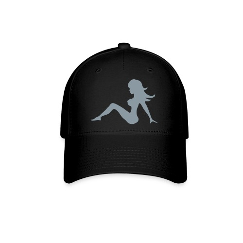 trucker chick hat - Baseball Cap