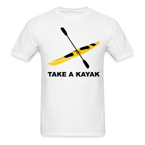 Take A Kayak - Men's - Men's T-Shirt