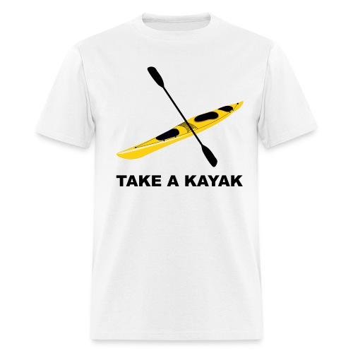 Take A Kayak - Men's - Men's T-Shirt