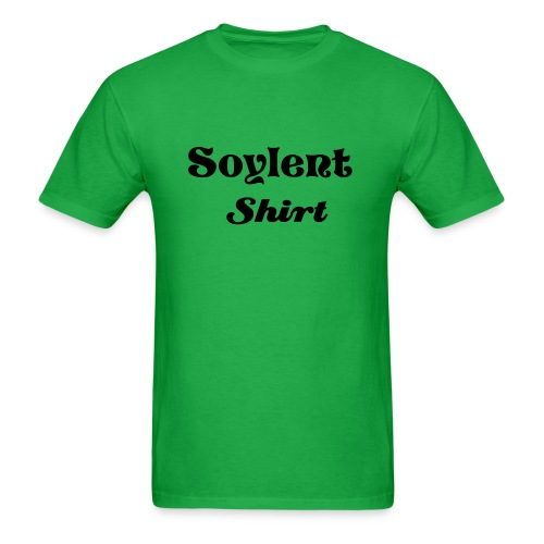 Soylent Shirt - Men's T-Shirt