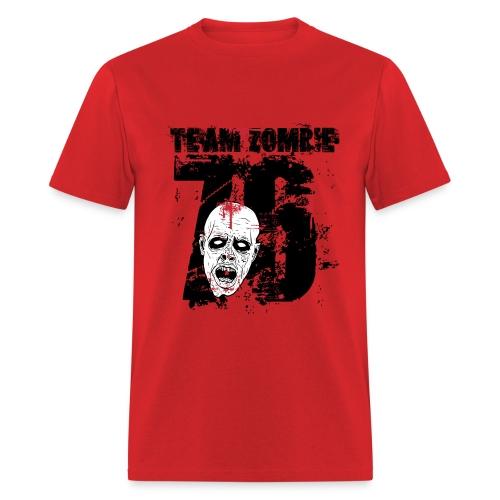 Team Zombie - Men's T-Shirt