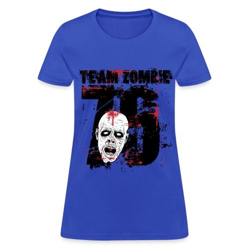 Team Zombie - Women's T-Shirt