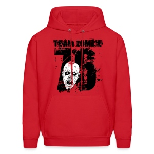 Team Zombie - Men's Hoodie