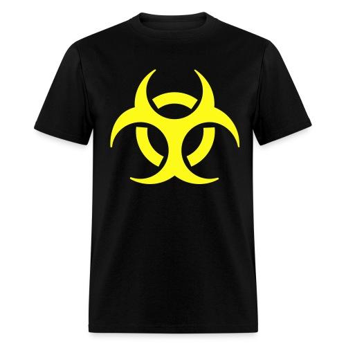 Hazard Front - Men's T-Shirt