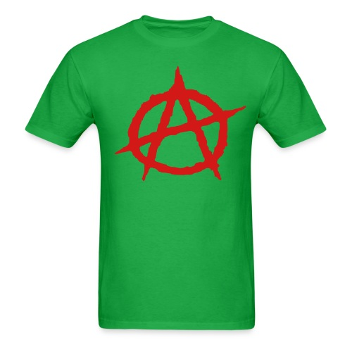 Anarche Green - Men's T-Shirt
