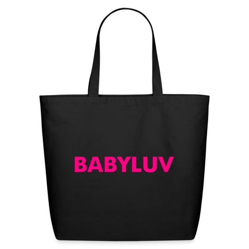 babyluv bag - Eco-Friendly Cotton Tote