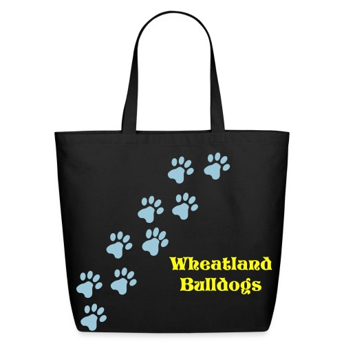 Bulldogs Purse - Eco-Friendly Cotton Tote